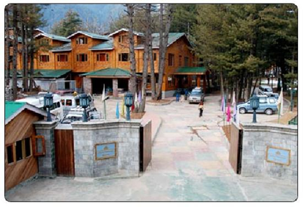 Resorts in Pahalgam