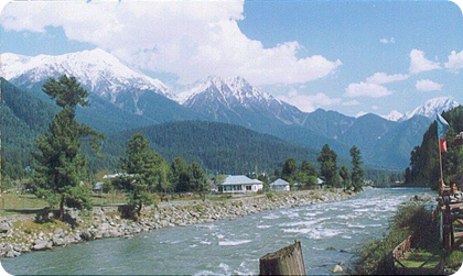 Srinagar to Pahalgam